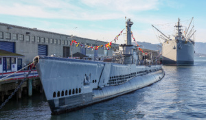 Read full post: Case Study: Bender Donates to USS Pampanito, a Submarine Used in WWII