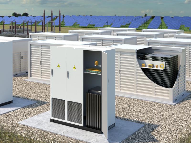 Bender Energy Storage products